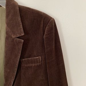 Sears Jackets & Coats - VTG Sears and Roebuck Blazer - corduroy brown sz16
